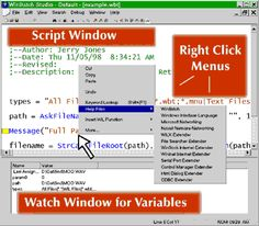 Free winbatch Software Downloads at WinPcWorld - http://www.winpcworld.com/utilities/system-utilities/winbatch-pid67442.php