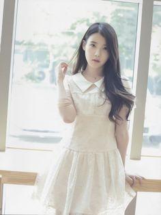 IU Iu Fashion, Korean Fashion, Sweet Girls, Cute Girls, Korean Girl, Asian Girl, Iu Twitter, Girl Day, Girls Generation