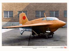 Mitsubishi J8M Shusui 1945_or5