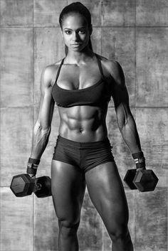 Beautiful fit women