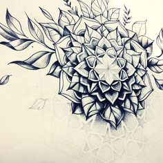 Mandala by miss Sita