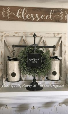 30 Creative DIY Mason Jar Halloween Crafts to Spice Up Your Fall Decor - The Trending House Country Farmhouse Decor, Rustic Decor, Farmhouse Style, Primitive Country, Industrial Farmhouse, Primitive Decor, Farmhouse Ideas, Country Chic, Rustic Style