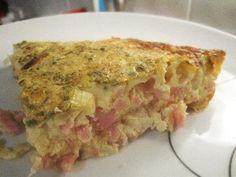 Shake and Bake Quiche recipe