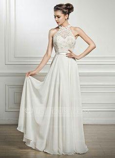 http://m.jjshouse.com/A-Line-Princess-Scoop-Neck-Floor-Length-Chiffon-Lace-Wedding-Dress-With-Beading-Sequins-002056982-g56982