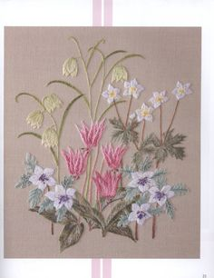 Embroidery patterns japanese embroidery ebook por EllaCraft