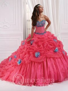 Quincea�era by House of Wu - 26723.  $600.00