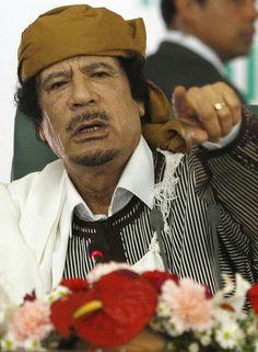 Muammar Gaddafi the greatest leader