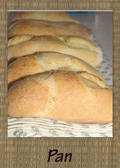 Pão sem glúten. A experimentar!