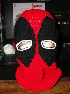Ravelry: Basic Adult Ski Mask pattern by CrochetCauldron