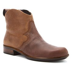 6b97f4037992 Naot Sirocco Crazy Horse Lthr Saddle Brown Lthr Carob Brown Lth Casual  Shoes