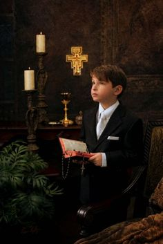 First Communion Photo Idea | Photography