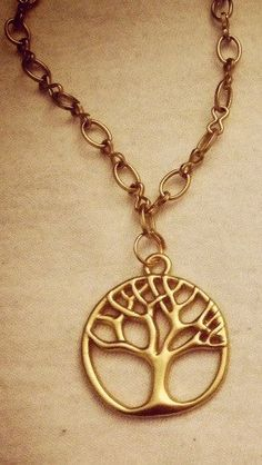 A personal favorite from my Etsy shop https://www.etsy.com/listing/224901690/tree-of-life-bracelet