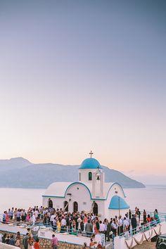 Santorini Wedding, Greece Wedding, Karpathos, White Day, Parthenon, Beautiful Places In The World, Amazing Destinations, Traditional Wedding, Taj Mahal