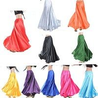 100% brand new and high quality Quantity:1pc Size: One size, fits most people Type: Belly Dance skir