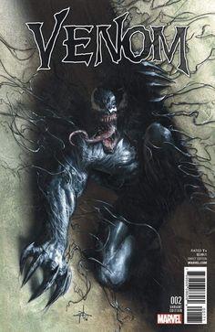 Venom #2 Gabrielle Dell'Otto Color Variant