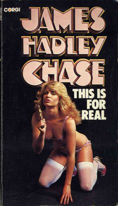 James Hadley Chase, Corgi editions