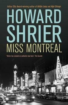 Miss Montreal, by Howard Shrier (Vintage Canada)