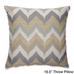 Kosala Mist Throw Pillow | Overstock.com Shopping - Great Deals on Pillow Perfect Throw Pillows