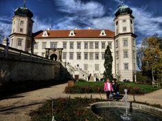 Mníšek pod Brdy Chateau, Châteaux and Castles in the Czech Republic
