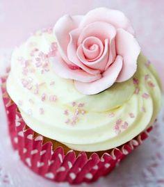 Cupcake via www.Facebook.com/PositivelyBeautiful