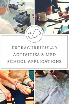 Want to know what activities can help your med school application? Click here for an overview of pre-med extracurriculars!