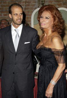 <a href='/name/nm0000047/?ref_=m_nmmi_mi_nm'>Sophia Loren</a> and <a href='/name/nm0690642/?ref_=m_nmmi_mi_nm'>Edoardo Ponti</a>
