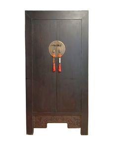 Antike China Schrank; antique chinese cabinet