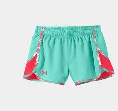 Girls' UA Escape 3 Shorts | 1214419 | Under Armour US
