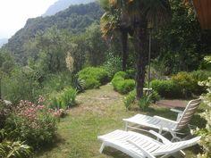 Un pò di relax nel parco del casale Algarda