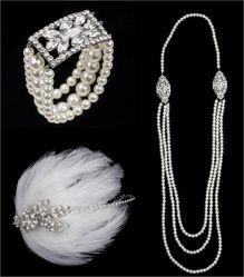 1920s Fashion Accessories  OOh la la....