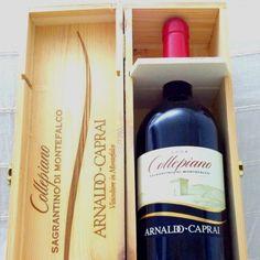 2004 Arnaldo Caprai Sagrantino di Montefalco Collepiano magnum 1,5l
