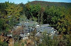 Hike Inn at Amicalola Falls in Dawsonville, GA offers gorgeous hiking trails and the Southeast's tallest waterfall.