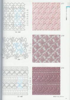 Crochet patterns book 300 - Ewa P - Álbumes web de Picasa