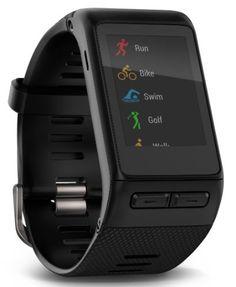 Garmin Vivoactive Strapless Heart Rate Smart Watch – HeartRateMonitorsUSA.com