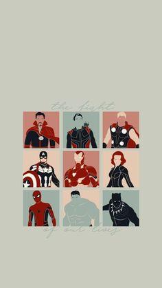 mcu and cast edits. Marvel Funny, Marvel Memes, Marvel Avengers, Marvel Comics, Marvel Phone Wallpaper, Cartoon Wallpaper, Disney Wallpaper, Posters Tumblr, Marvel Universe