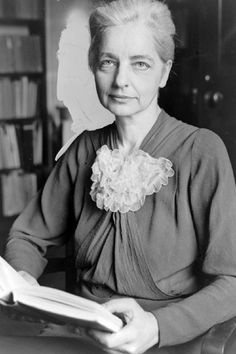 Ruth Benedict (1887–1948) was an American anthropologist, writer and folklorist. Discovering her infertility at 32, she threw herself into the study of anthropology, studying for her PhD alongside Margaret Mead.     Benedict held the post of President of the American Anthropological Association and was also a prominent member of the American Folklore Society. She became the first woman to be recognized as a prominent leader of a learned profession.