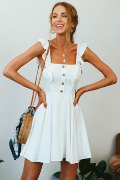 Run And Tell That Dress White