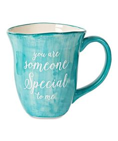 Love this 'You Are Someone Special To Me' Mug on #zulily! #zulilyfinds