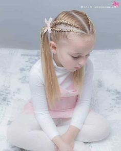 This was a second day style from the half up we did the other day💗💗 we added 2 extra lace braids and pulled it up into pigtails 😍hope you all like Cute Girls Hairstyles, Pretty Hairstyles, Braided Hairstyles, Girl Hair Dos, Little Girl Braids, Pigtail Braids, Lace Braid, Toddler Hair, Half Up