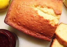 Oma's citroen cake - Francesca Kookt