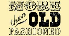 More than Old Fashioned   Eat and Drink   Portland Mercury