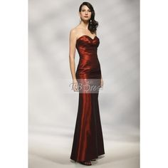 Fabulous Column Floor-Length Sweetheart Sequin Evening Dress :... ($79) via Polyvore