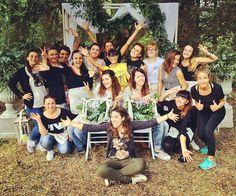 In mezzo alla Natura... l'Eccellenza! Esercitazione di allestimento #cerimonia in Team per il modulo di @WeddingStaff! #elisamoccieventsacademy #formazione #luxuryweddings #sardinia #italy #corsiweddingplanner