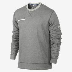 Nike Sport Long-Sleeve Crew Men's Golf Sweater