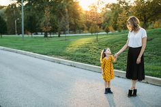 Family photos in the park by J Elizabeth Photography