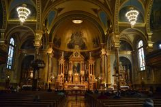 A Catholic Life: Top Five (5) Traditional Catholic Churches of Chicago