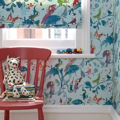 Quentin Blake wallpaper?? Yes please.
