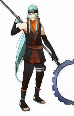 Michio Hagashikuni: Poleman of the Torrent by NexusYuber on DeviantArt