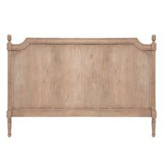Tête de lit 170 bois gris CHENONCEAU