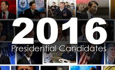 Cheat Sheet Of The GOP 2016 Presidential Candidates